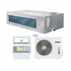 Канальный кондиционер AUX ALLD-H12/4R1B / AL-H12/4R1B(U)