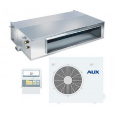 Канальный кондиционер AUX ALMD-H24/4R1B / AL-H24/4R1B(U)