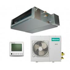 Канальный кондиционер Hisense AUW-60H6SP1 / AUD-60HX4SHH