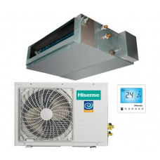 Канальный кондиционер Hisense AUW-24U4SF1 / AUD-24UX4SLL1