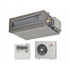 Канальный кондиционер Mitsubishi Heavy FDUM100VH / FDC100VSA Standard Inverter