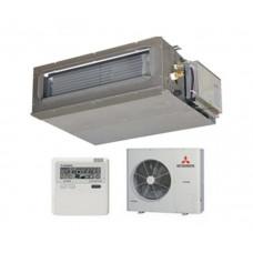 Канальный кондиционер Mitsubishi Heavy FDUM100VH / FDC90VNP Standard Inverter