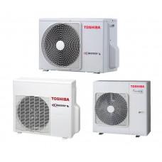 Мульти-сплит система Toshiba RAS-4M27UAV-E (4 комнаты)